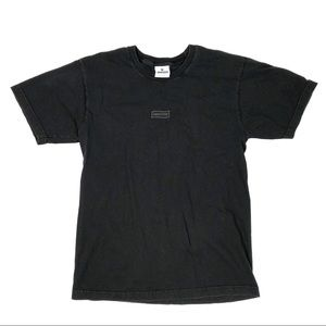 Undefeated Logo Graphic Black T-shirt